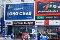 Chuỗi nhà thuốc Long Châu đang trong giai đoạn đầu tư vẫn đang chịu lỗ