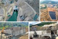 SCI đang thi công nhiều công trình thủy điện, nhiệt điện, điện gió...
