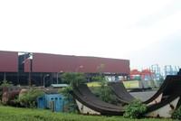 Dự án Nhà máy Thép Thái Nguyên giai đoạn 2 giờ chỉ là đống sắt vụn.