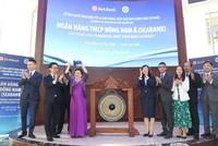 Madam Nga bày tỏ cảm xúc đặc biệt trong màu tím ngày chào sàn cổ phiếu của SeABank