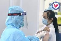 Website Quỹ vaccine phòng Covid-19, kênh tương tác trực tuyến cho các nhà tài trợ
