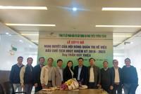 Lễ bổ nhiệm Chủ tịch HĐQT Trần Huy Thiệu