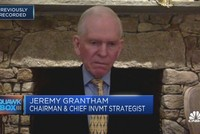 """Nhà đầu tư huyền thoại Jeremy Grantham: Thị trường đang trong một bong bóng với """"mức độ hưng phấn hiếm thấy"""""""
