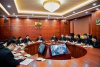 Dabaco tổ chức họp đánh giá kết quả sản xuất kinh doanh 2 tháng đầu năm và triển khai nhiệm vụ tháng 3/2021.