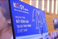 KOSY là doanh nghiệp ngành bất động sản