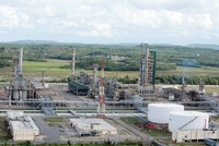 Công ty cổ phần Lọc hóa dầu Bình Sơn được giao trách nhiệm tiếp nhận, quản lý, vận hành sản xuất - kinh doanh Nhà máy Lọc dầu Dung Quất. Ảnh: Đ.T
