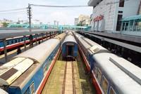 Tổng công ty Đường sắt Việt Nam (VNR) có một năm hoạt động sản xuất, kinh doanh bết bát, thua lỗ hàng ngàn tỷ đồng ảnh: đ.t