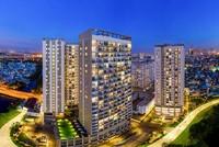 Khu căn hộ Richmond City (Q.Bình Thanh, TP.HCM) được HTN bàn giao năm 2020