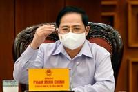 Chiều ngày 10 tháng 5 năm 2021, tại trụ sở Chính phủ, Thủ tướng Chính phủ Phạm Minh Chính đã chủ trì cuộc họp Thường trực Chính phủ về phòng, chống dịch COVID-19.