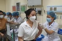Thời gian qua Bệnh viện E đã tiêm chủng cho hơn 50.000 người.
