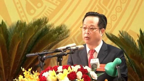 Ông Trần Thế Cương - Tân Giám đốc Sở Giáo dục và Đào tạo Hà Nội.