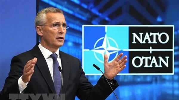 Tổng thư ký NATO Jens Stoltenberg. (Ảnh: AFP/TTXVN).
