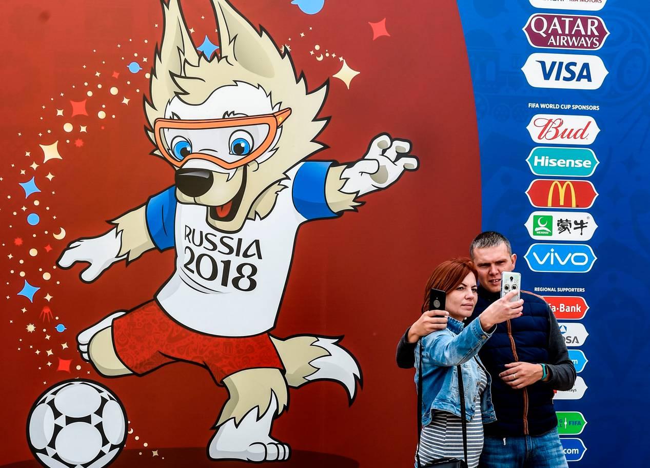 Những con số ấn tượng của World Cup 2018