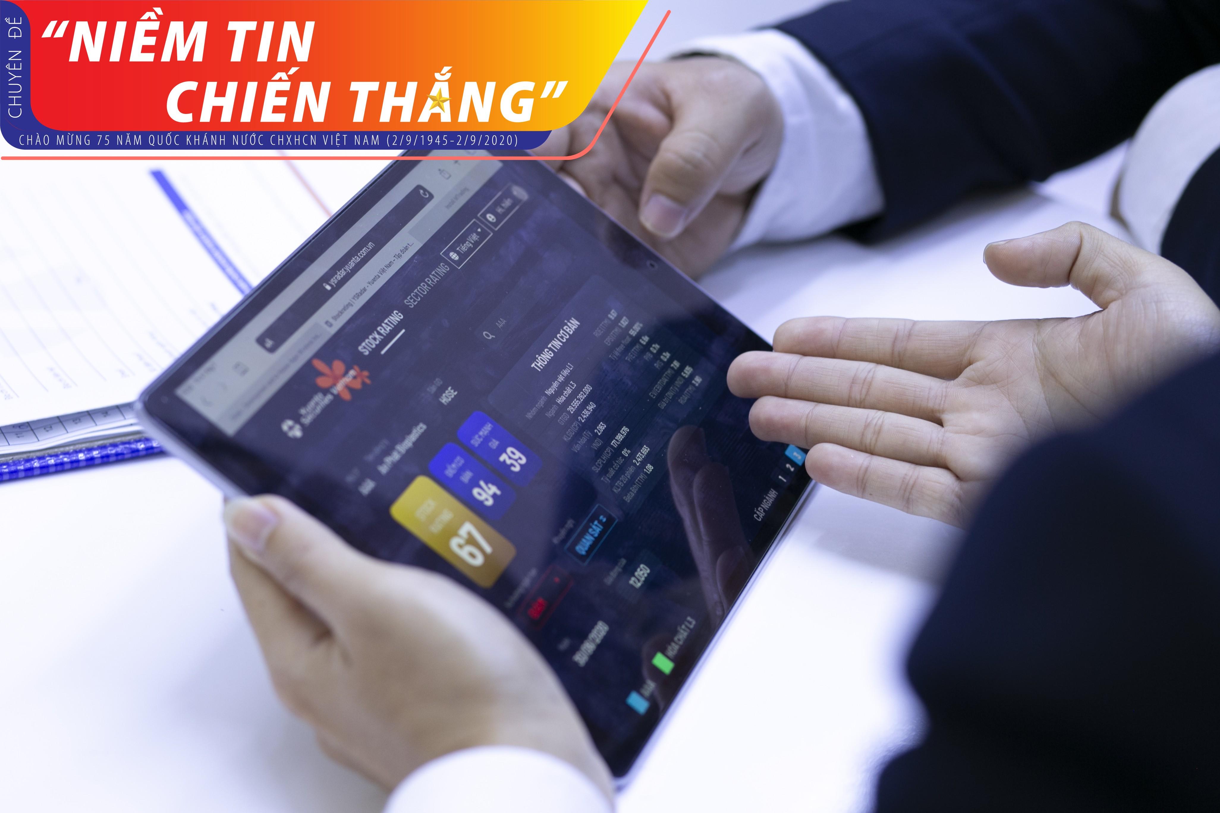 Chứng khoán Yuanta Việt Nam: Tăng vốn lên 1500 tỷ đồng, tăng năng lực kinh doanh