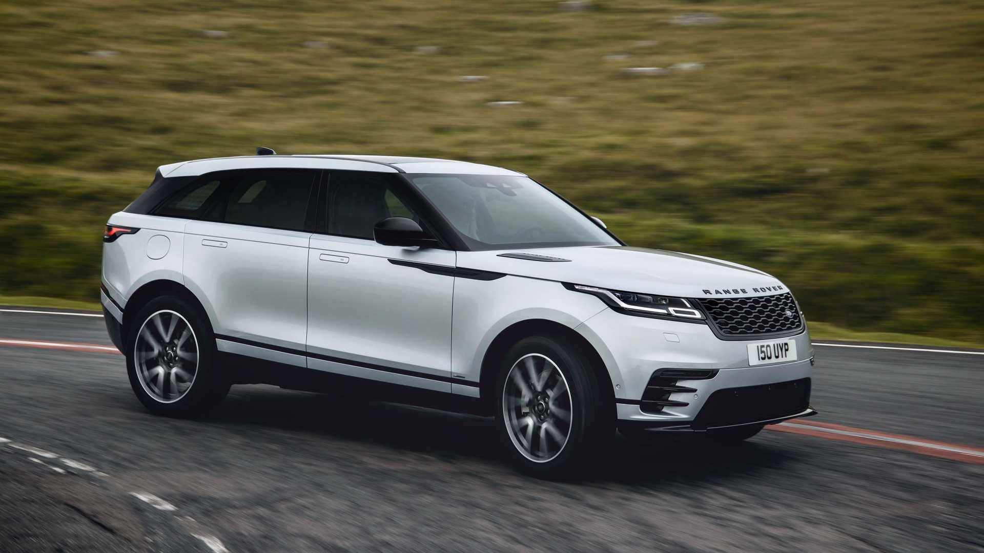 Range Rover Velar 2021 ra mắt với động cơ plug-in hybrid mới, trang bị nhiều công nghệ hiện đại bậc nhất