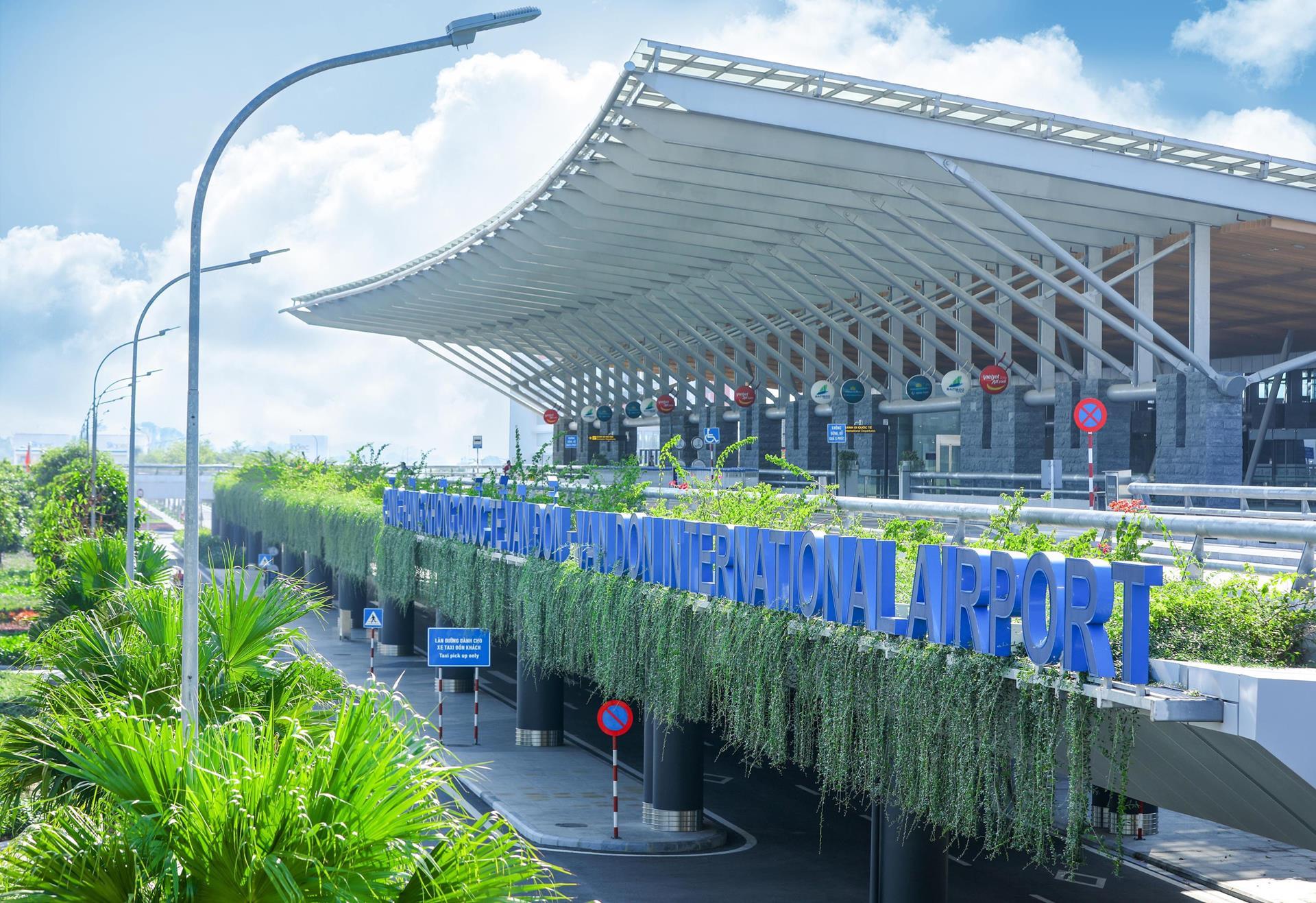 """Khám phá không gian """"resort"""" tại Sân bay khu vực hàng đầu Châu Á 2020"""