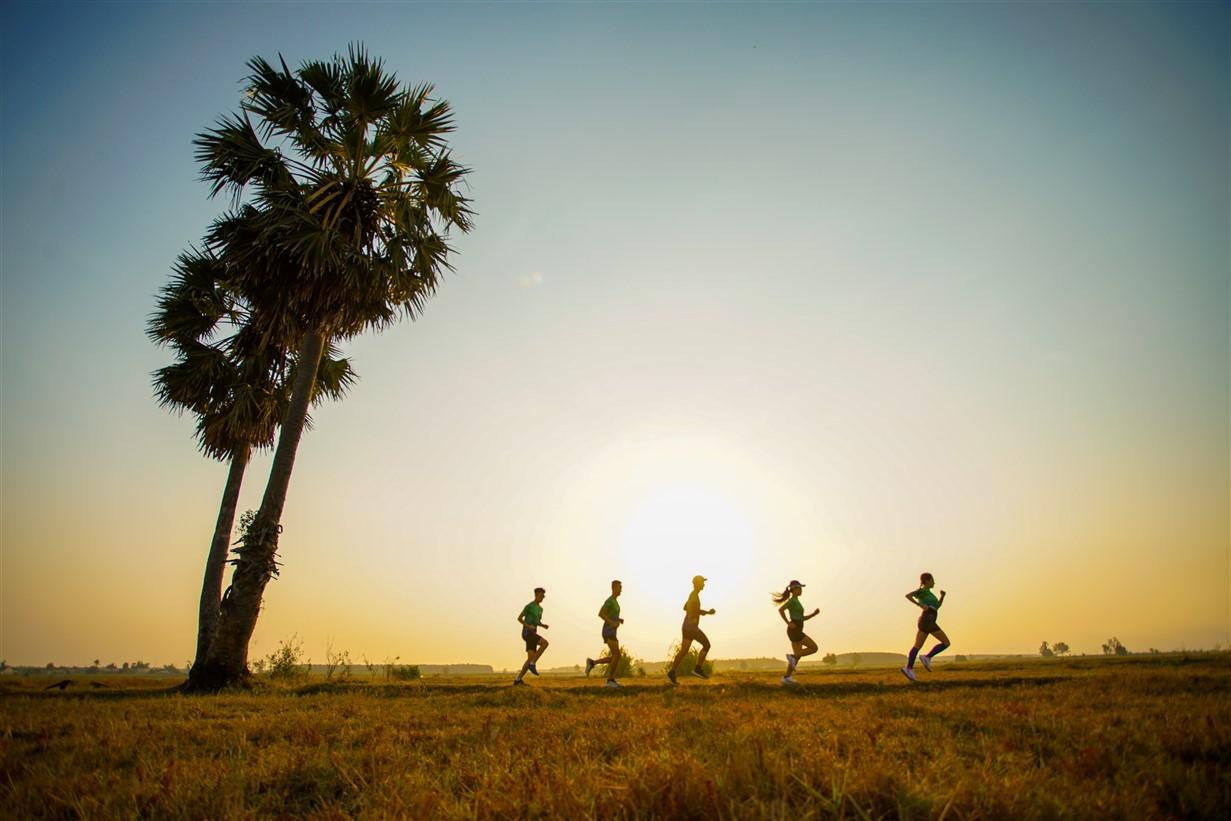 Ấn tượng với giải chạy marathon quy mô đầu tiên của Tây Ninh