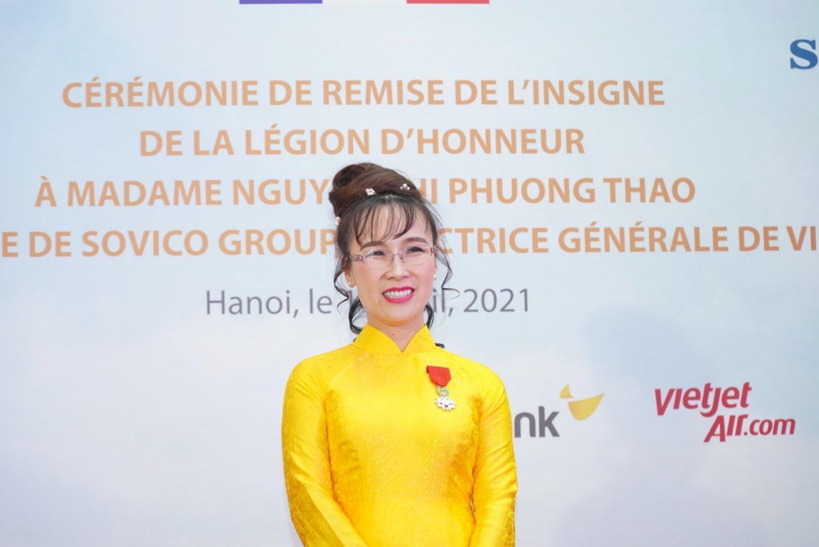 Nữ doanh nhân Việt Nam duy nhất trong top 1.111 người giàu nhất hành tinh 2021 theo Forbes