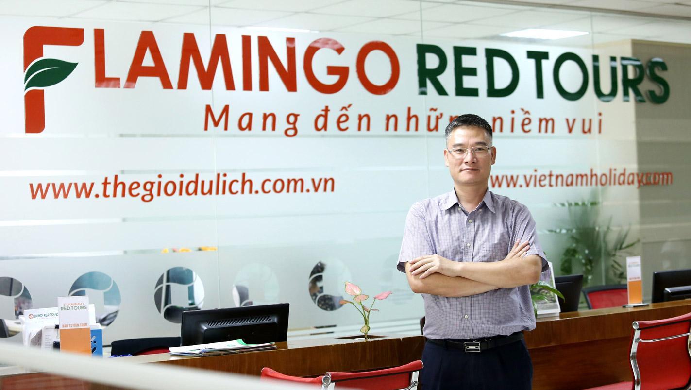 CEO Nguyễn Công Hoan: Covid-19 lần 4 tạo bước ngoặt lịch sử cho ngành du lịch