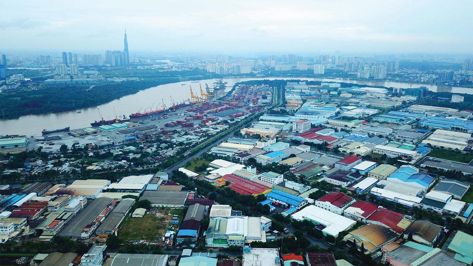 Bất động sản công nghiệp phía Nam chạy đà