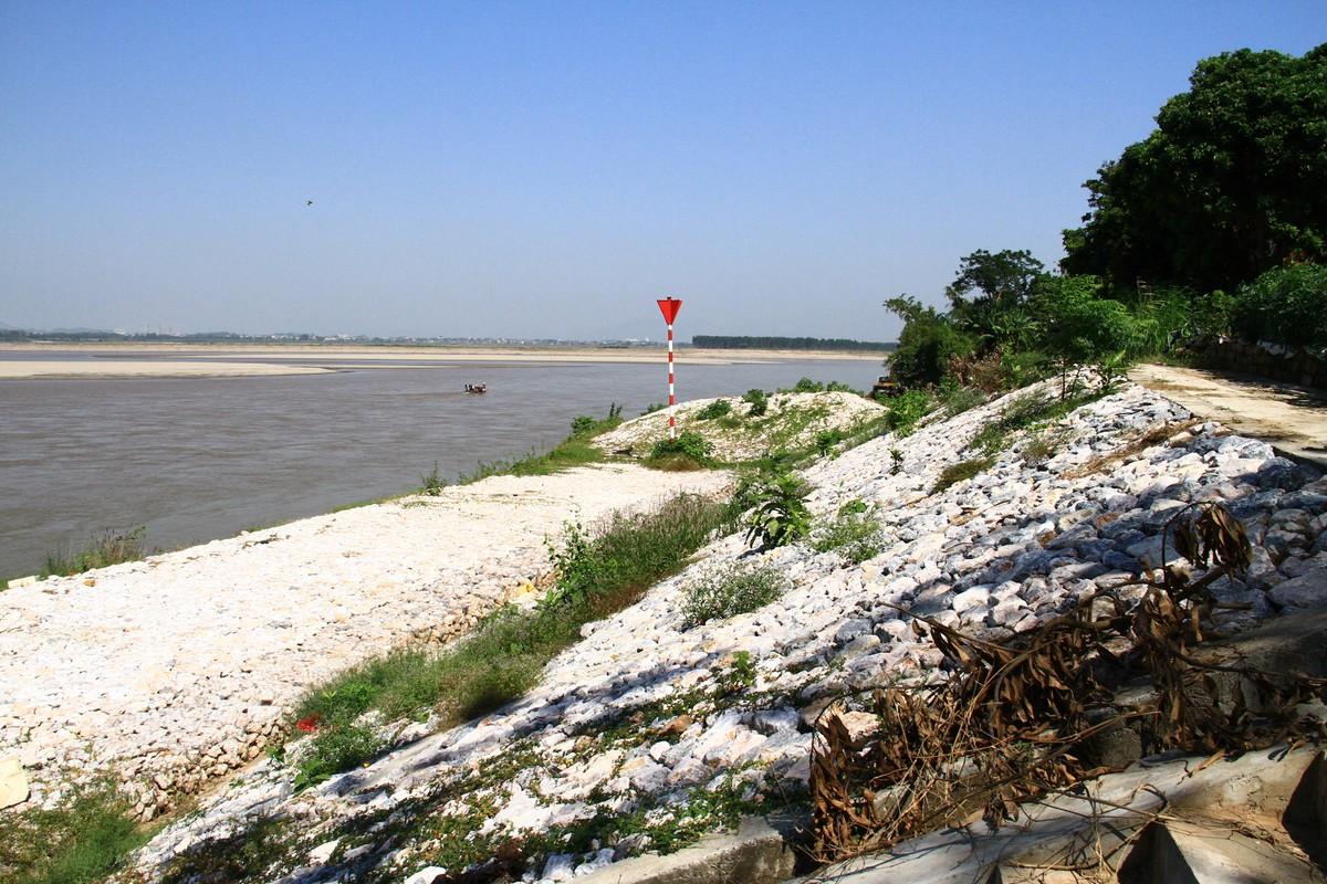 Ba Vì, Hà Nội: Tàu hút cát hoạt động ngày đêm ảnh 11