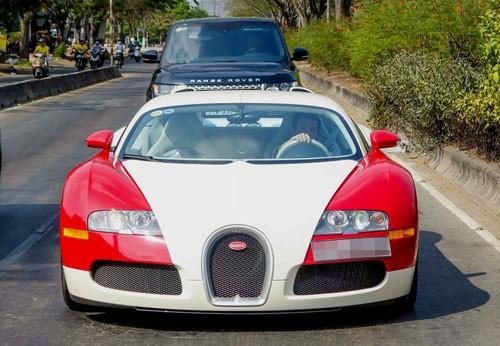Siêu xe Bugatti Veyron độc nhất Việt Nam có chủ mới ảnh 3