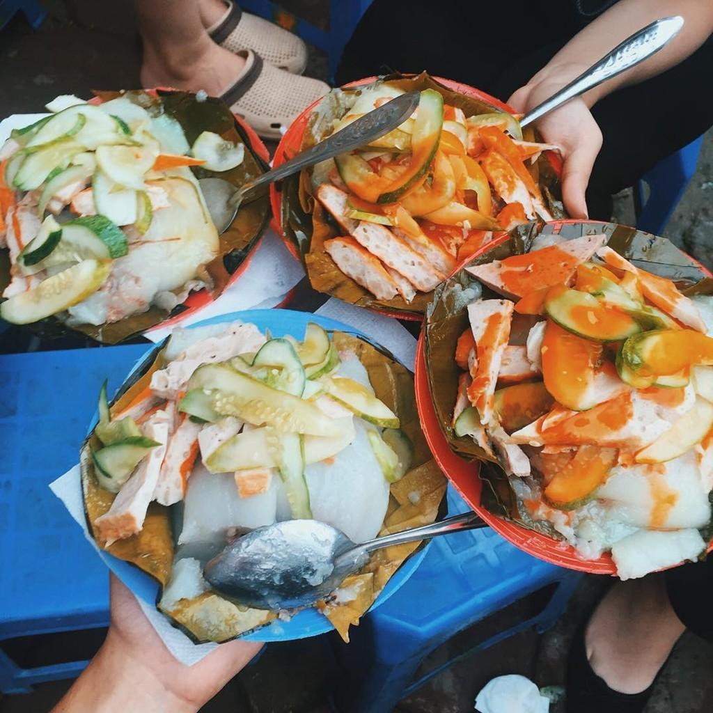Bánh canh cua và 7 món chuẩn vị mùa thu ngon nức tiếng khu hồ Tây ảnh 7