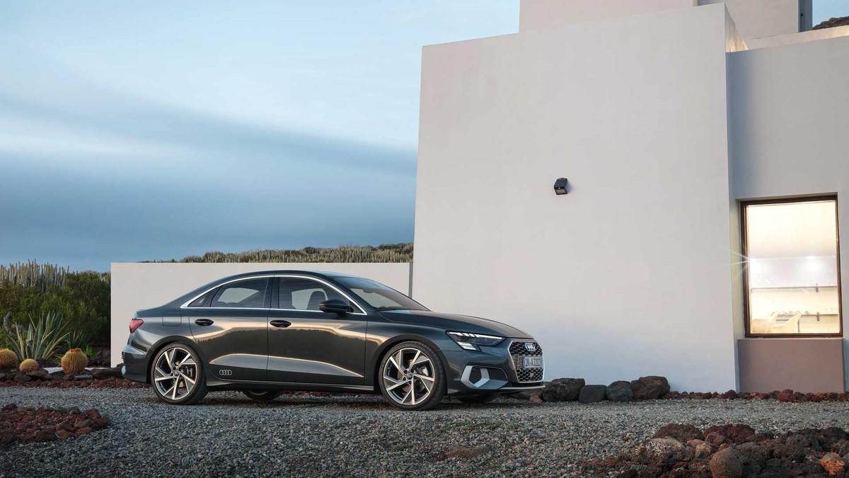 Audi A3 sedan 2021: Thiết kế hầm hố với công nghệ hiện đại hơn ảnh 9