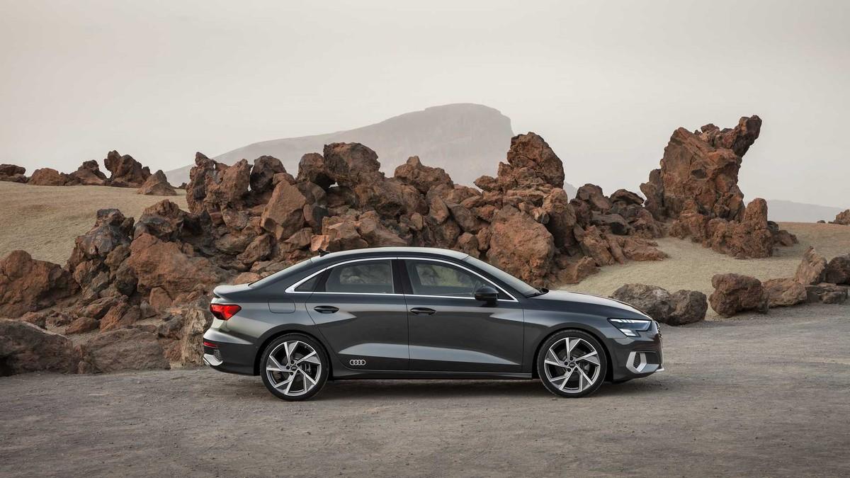 Audi A3 sedan 2021: Thiết kế hầm hố với công nghệ hiện đại hơn ảnh 10