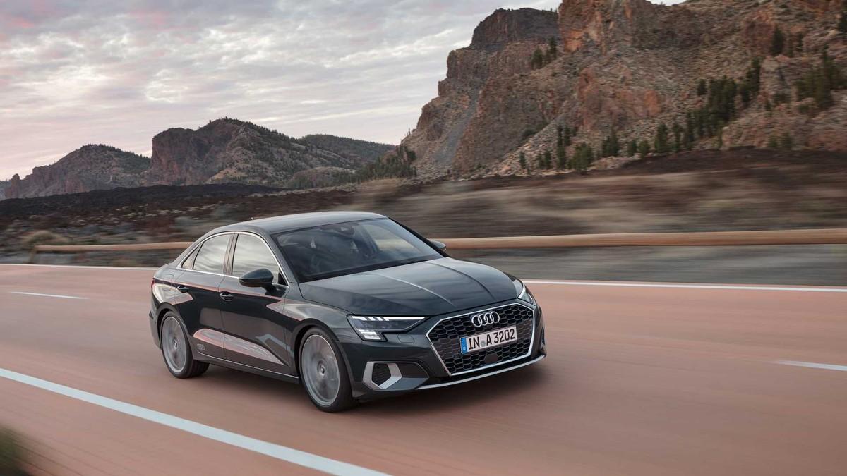 Audi A3 sedan 2021: Thiết kế hầm hố với công nghệ hiện đại hơn ảnh 2