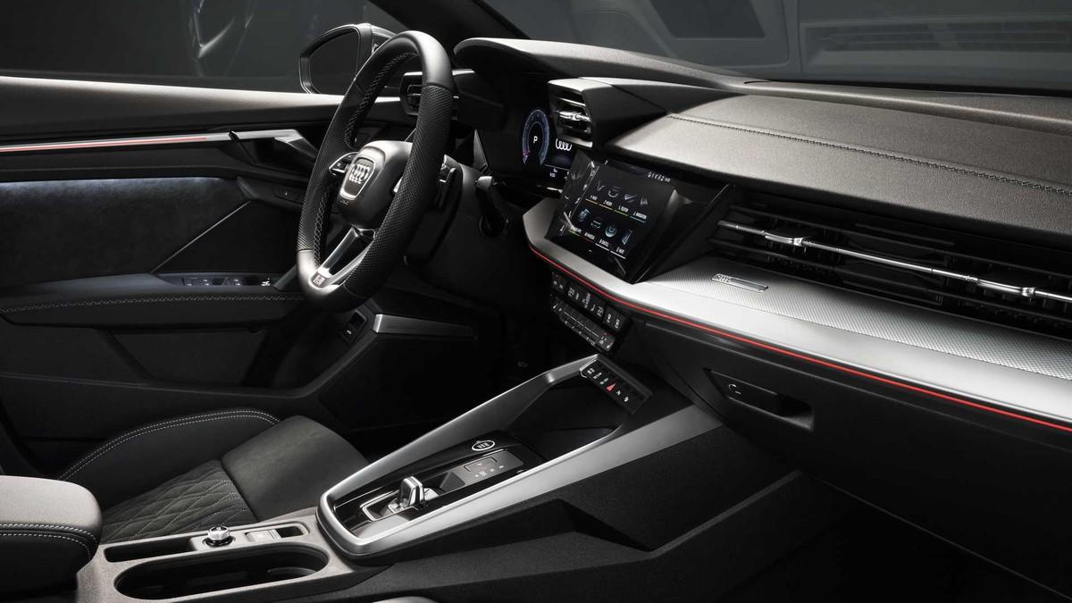 Audi A3 sedan 2021: Thiết kế hầm hố với công nghệ hiện đại hơn ảnh 5