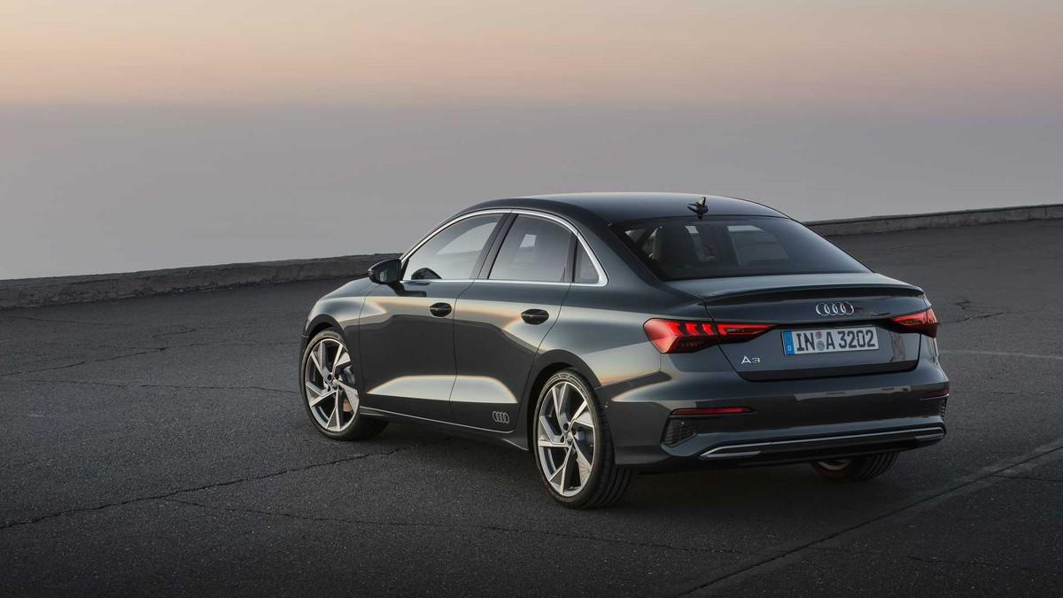 Audi A3 sedan 2021: Thiết kế hầm hố với công nghệ hiện đại hơn ảnh 7