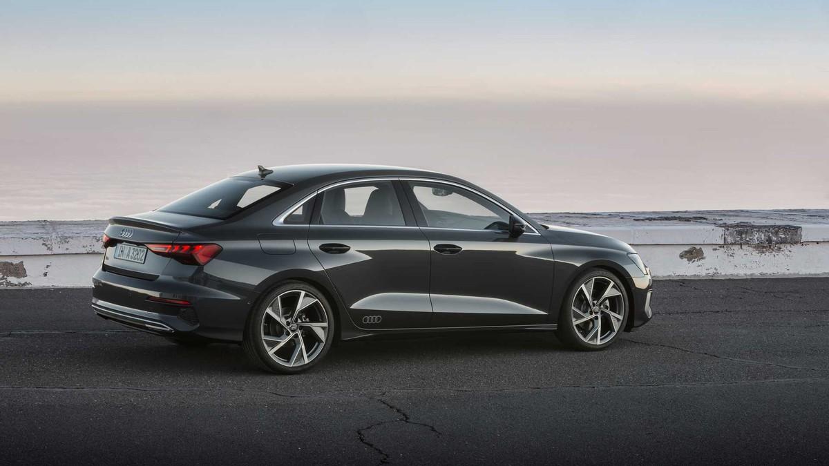 Audi A3 sedan 2021: Thiết kế hầm hố với công nghệ hiện đại hơn ảnh 8