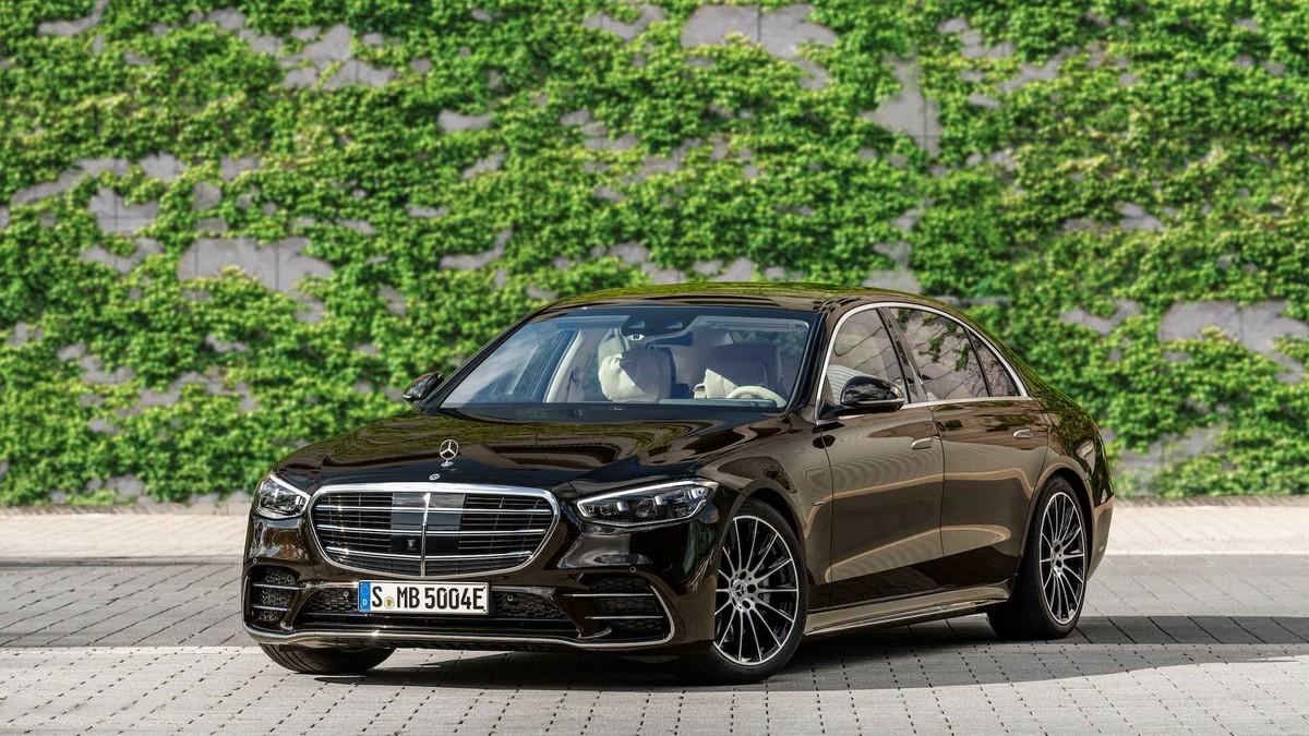 Mercedes-Benz S580e 2021: Mẫu xe được trang bị công nghệ hiện đại nhất với công suất lên đến 510 mã lực ảnh 1