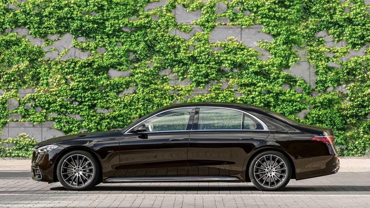 Mercedes-Benz S580e 2021: Mẫu xe được trang bị công nghệ hiện đại nhất với công suất lên đến 510 mã lực ảnh 2