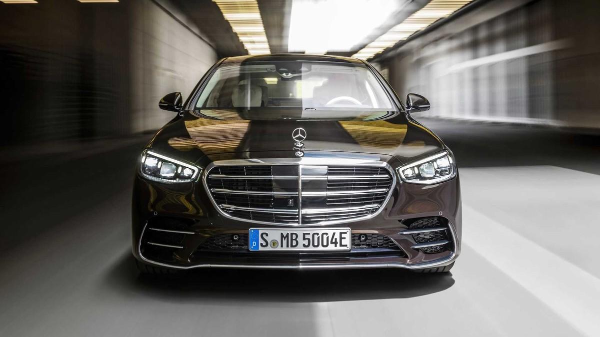 Mercedes-Benz S580e 2021: Mẫu xe được trang bị công nghệ hiện đại nhất với công suất lên đến 510 mã lực ảnh 4
