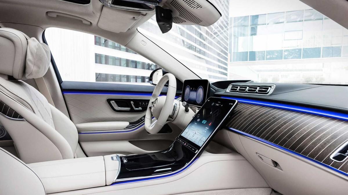 Mercedes-Benz S580e 2021: Mẫu xe được trang bị công nghệ hiện đại nhất với công suất lên đến 510 mã lực ảnh 7