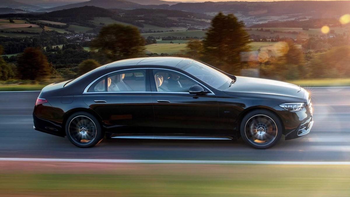 Mercedes-Benz S580e 2021: Mẫu xe được trang bị công nghệ hiện đại nhất với công suất lên đến 510 mã lực ảnh 9