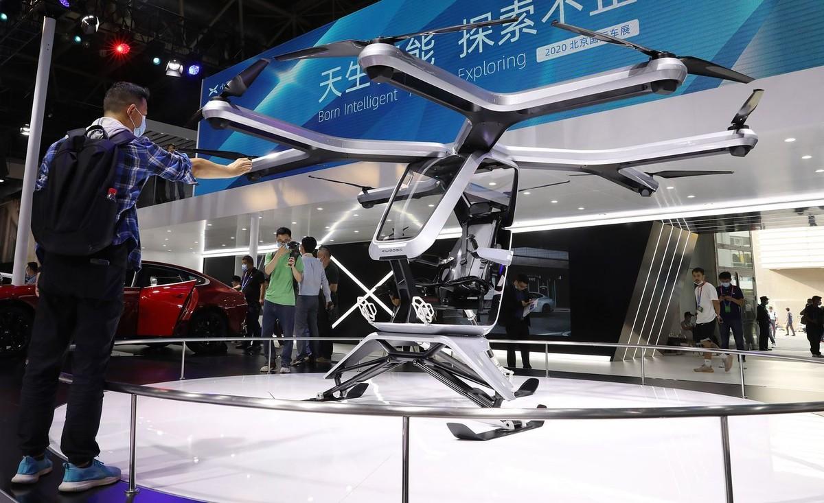 Những mẫu xe độc đáo nhất và có thể là tương lai của ngành xe điện tại Triển lãm Ô tô Bắc Kinh 2020 ảnh 9