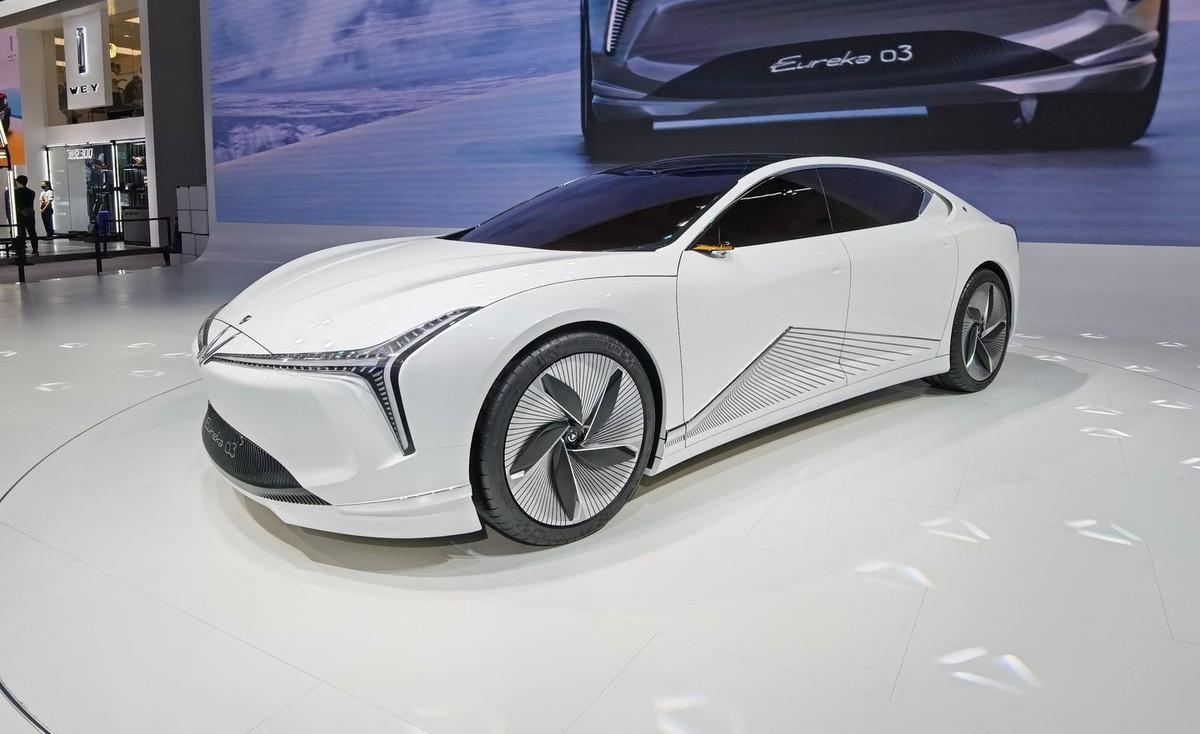 Những mẫu xe độc đáo nhất và có thể là tương lai của ngành xe điện tại Triển lãm Ô tô Bắc Kinh 2020 ảnh 14