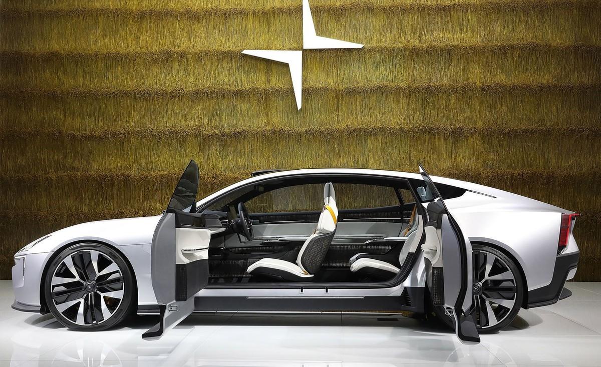 Những mẫu xe độc đáo nhất và có thể là tương lai của ngành xe điện tại Triển lãm Ô tô Bắc Kinh 2020 ảnh 11