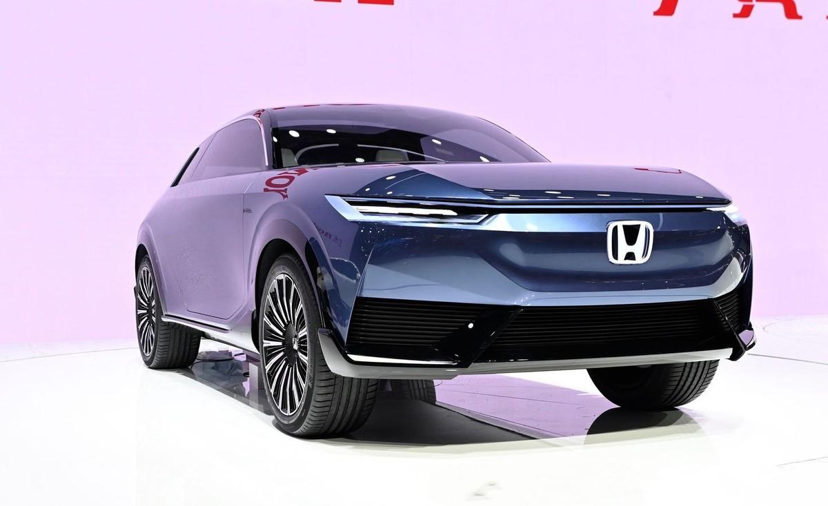 Những mẫu xe độc đáo nhất và có thể là tương lai của ngành xe điện tại Triển lãm Ô tô Bắc Kinh 2020 ảnh 5