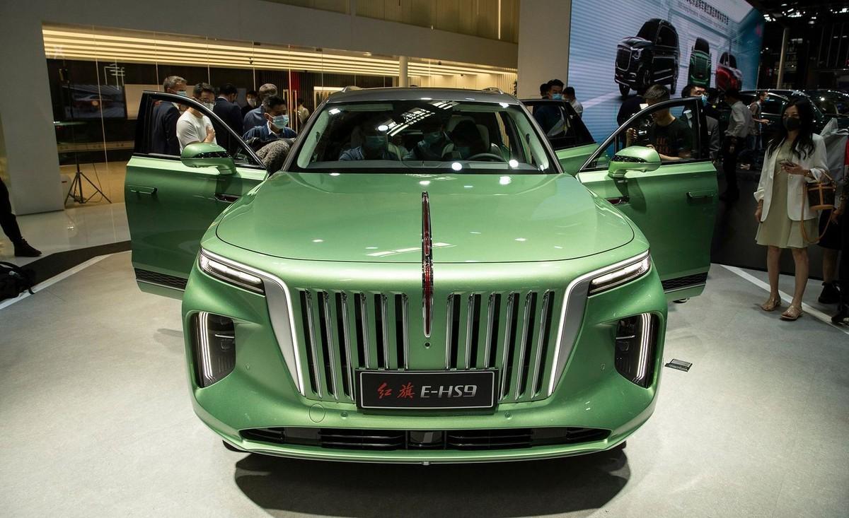 Những mẫu xe độc đáo nhất và có thể là tương lai của ngành xe điện tại Triển lãm Ô tô Bắc Kinh 2020 ảnh 7
