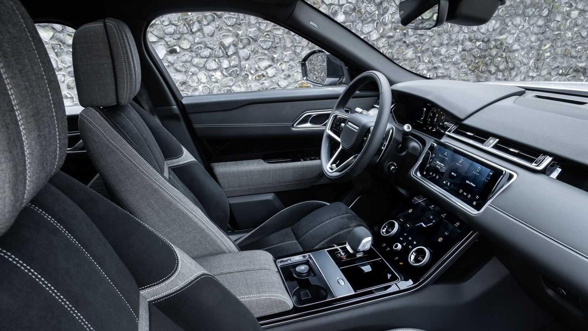 Range Rover Velar 2021 ra mắt với động cơ plug-in hybrid mới, trang bị nhiều công nghệ hiện đại bậc nhất ảnh 5