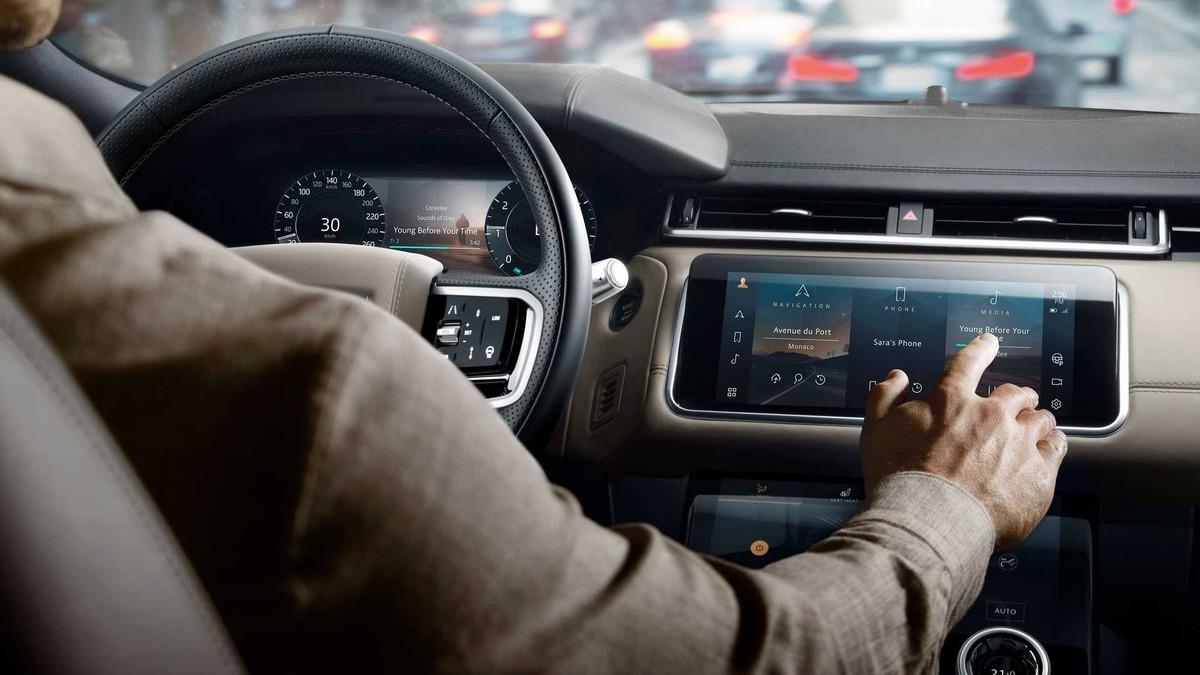 Range Rover Velar 2021 ra mắt với động cơ plug-in hybrid mới, trang bị nhiều công nghệ hiện đại bậc nhất ảnh 6