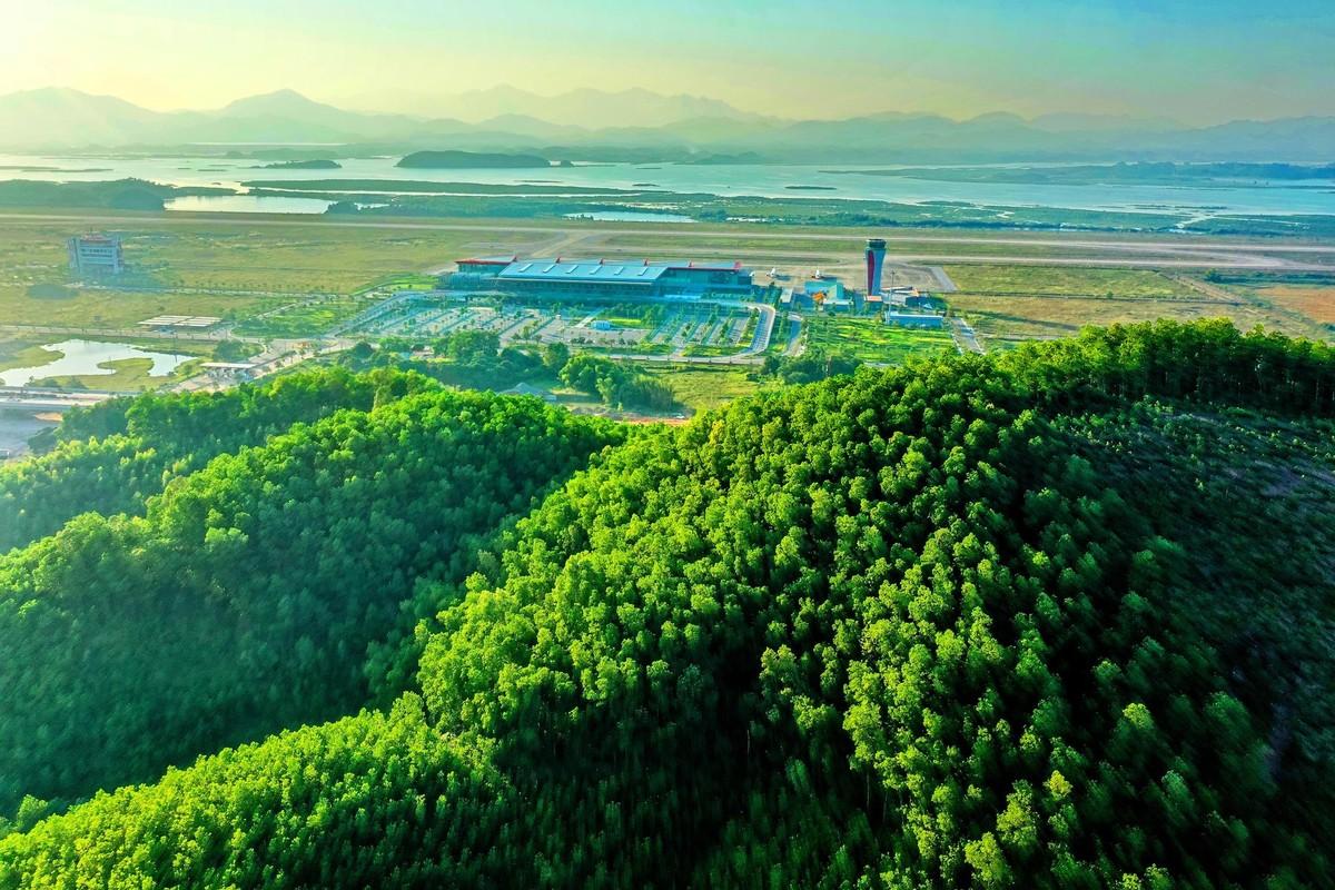 """Khám phá không gian """"resort"""" tại Sân bay khu vực hàng đầu Châu Á 2020 ảnh 1"""