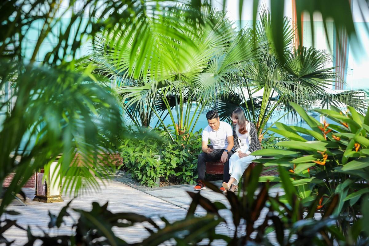 """Khám phá không gian """"resort"""" tại Sân bay khu vực hàng đầu Châu Á 2020 ảnh 5"""