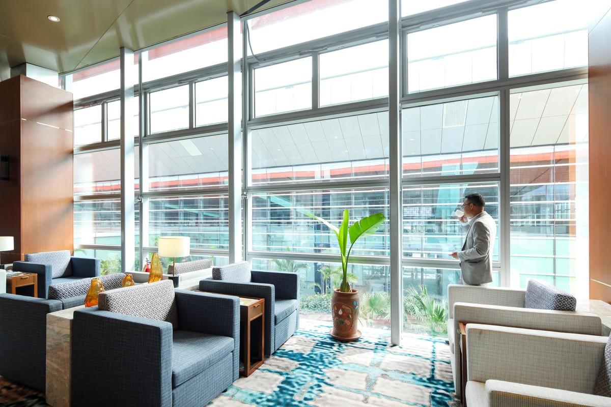 """Khám phá không gian """"resort"""" tại Sân bay khu vực hàng đầu Châu Á 2020 ảnh 7"""