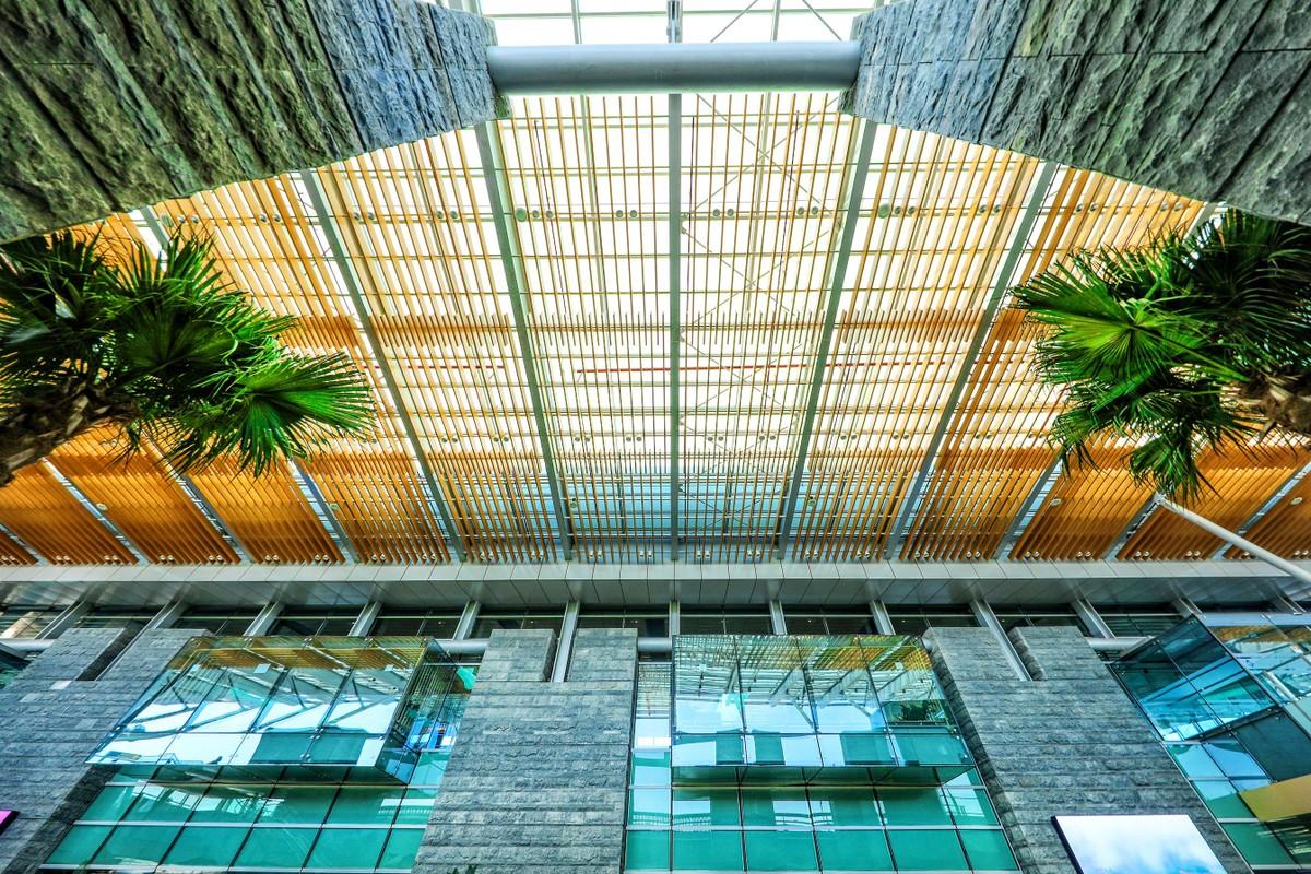 """Khám phá không gian """"resort"""" tại Sân bay khu vực hàng đầu Châu Á 2020 ảnh 8"""