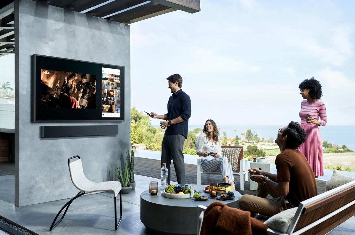 Dòng TV Lifestyle 2021 của Samsung lộ diện 2 thành viên mới: The Frame 2021 và The Premiere ảnh 5